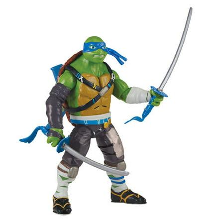 Battle Sounds Leonardo Action Figure Teenage Mutant Ninja Turtles](Leonardo The Ninja Turtle)