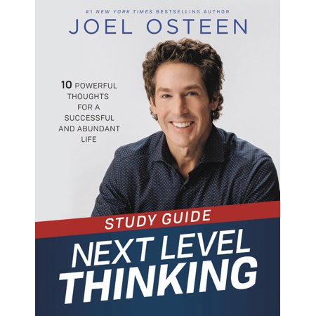 Next Level Thinking Study Guide : 10 Powerful Thoughts for a Successful and Abundant Life