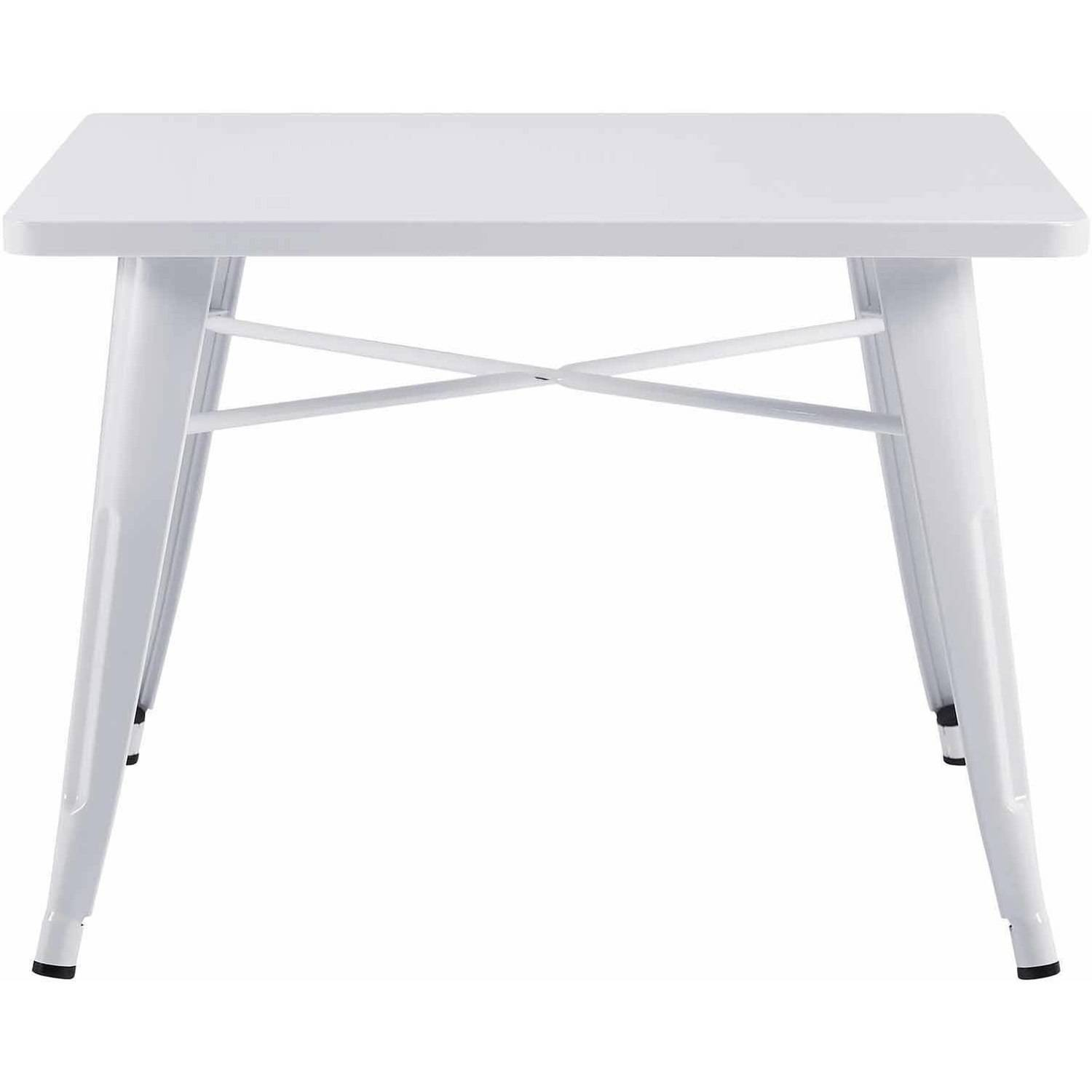 Better Homes and Gardens Kids Metal Table Multiple Colors