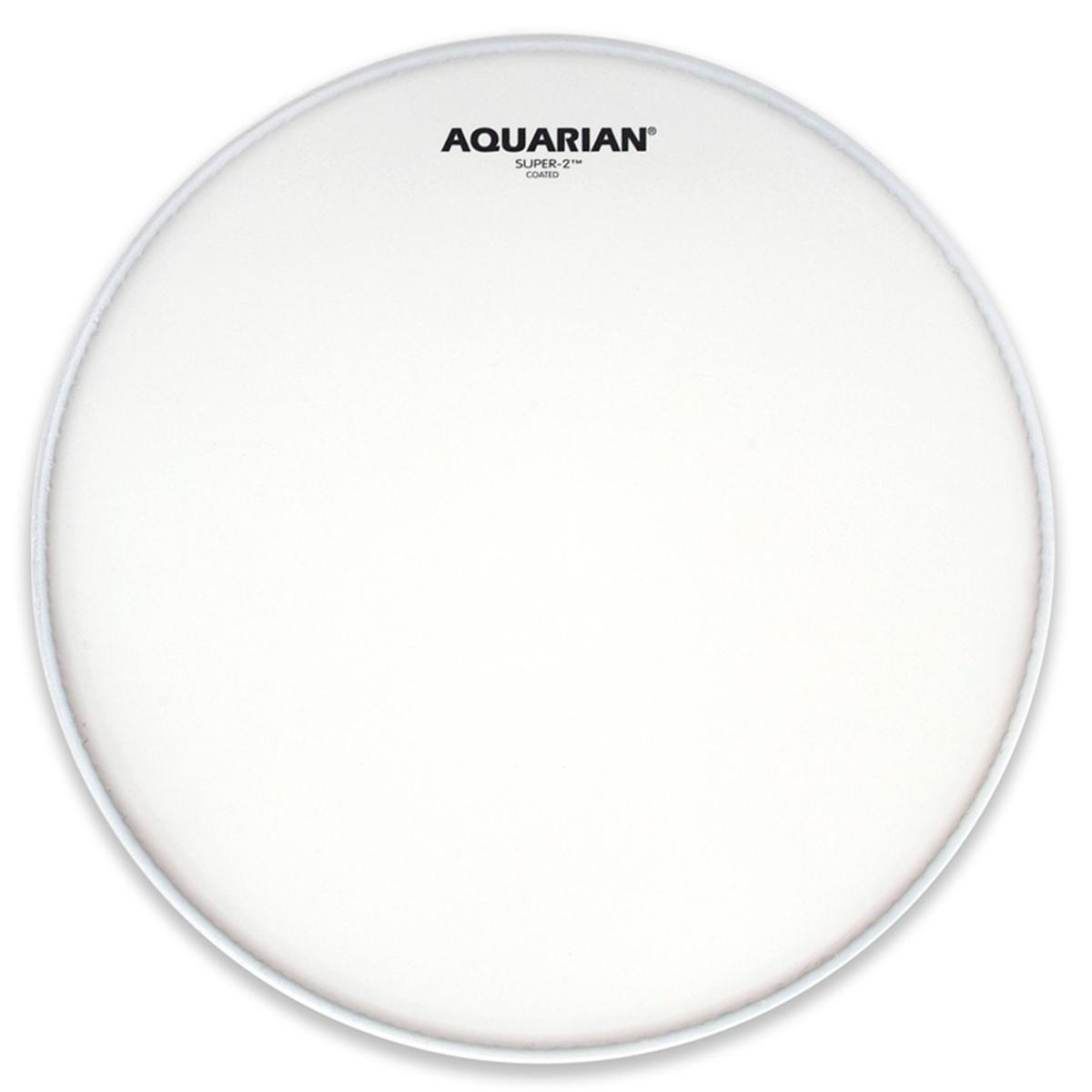 "Aquarian Super 2 Coated Drumhead (13"")"