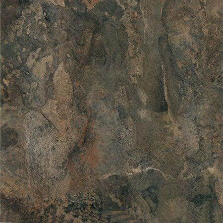 Achim Nexus Dark Slate Marble 12x12 Self Adhesive Vinyl Floor Tile - 20 Tiles/20 sq.