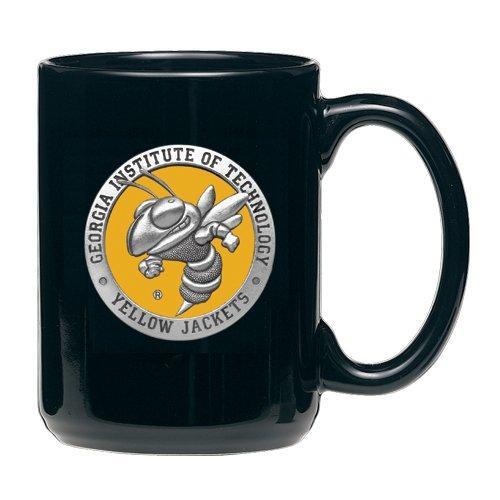 Georgia Tech Coffee Mug, Black