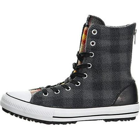 Converse Chuck Taylor Hi-Rise Boot womens fashion-sneakers 549686C_7 - Thunder/Black/Casino