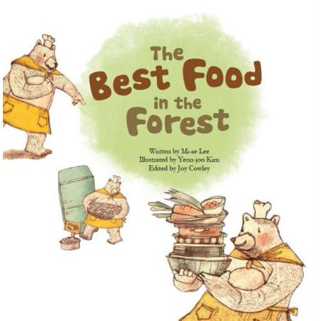 The Best Food in the Forest : Picture Graphs
