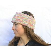 Headache Hat GO wearable Ice Pack - Multicolor Space Dye 1 ea