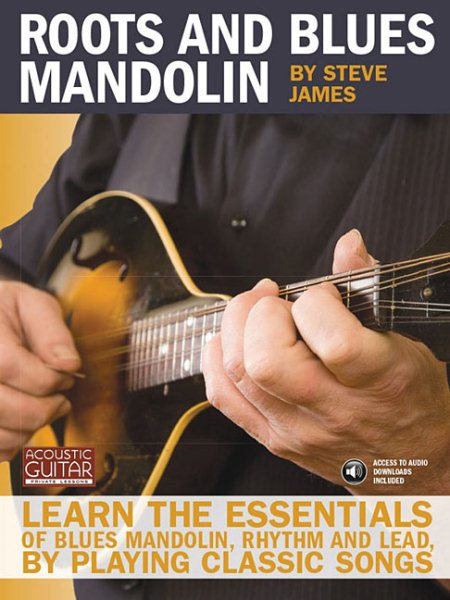 Roots and Blues Mandolin by String Letter Media