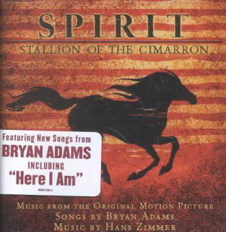 SPIRIT:STALLION OF THE CIMARRON (OST)