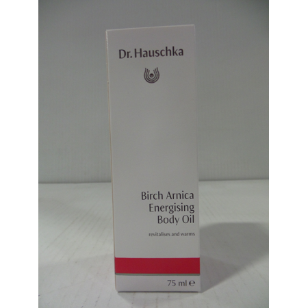 Dr. Hauschka BIRCH ARNICA BODY OIL 75ML (Dr Hauschka Ouch Aid Arnica Compress)