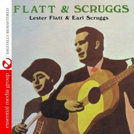 Lester Flatt & Earl Scruggs (CD)