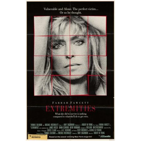 Posterazzi MOVIH7702 Extremities Movie Poster - 27 x 40 in. - image 1 de 1