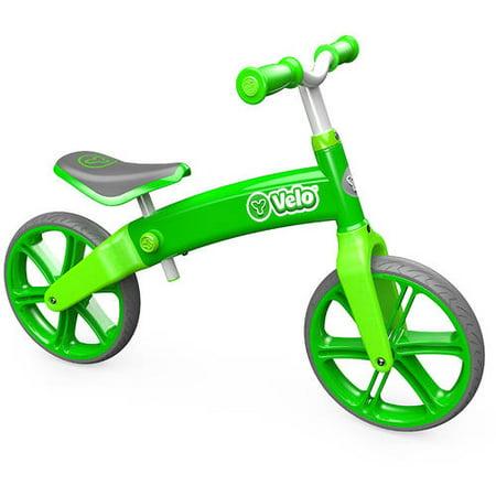Yvolution Y Velo Balance Bike Green