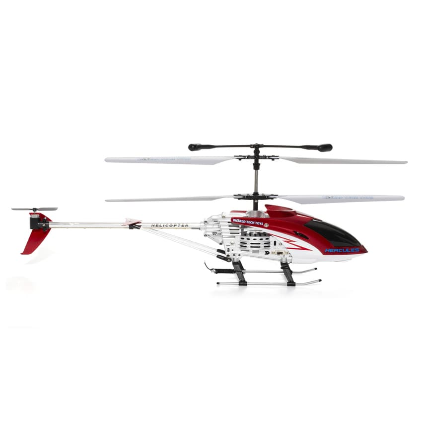 World Tech Hercules Unbreakable 3.5CH RC Helicopter by Overstock