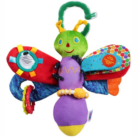 The World of Eric Carleâ ¢ Butterfly Developmental Toy