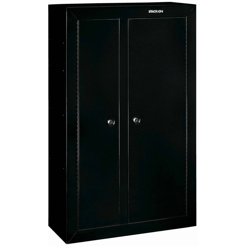 Luxury Stack On 2 Door Gun Cabinet