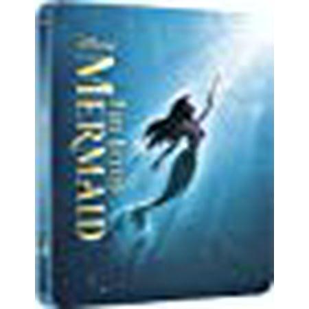 The Little Mermaid - Limited Edition Steelbook [Blu-ray]