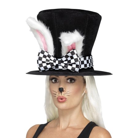 Tea Party March Hare Top Hat (Halloween Funeral March)