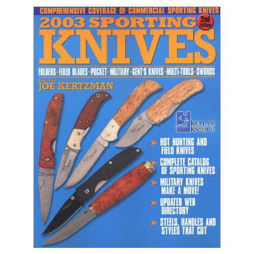 2003 Sporting Knives Multi-Colored