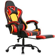Best Computer Chairs For Gamings - Gaming Office Racing Chair Desk Computer Ergonomic Swivel Review