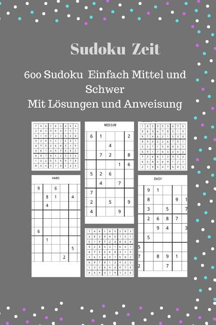 sudoku online schwer
