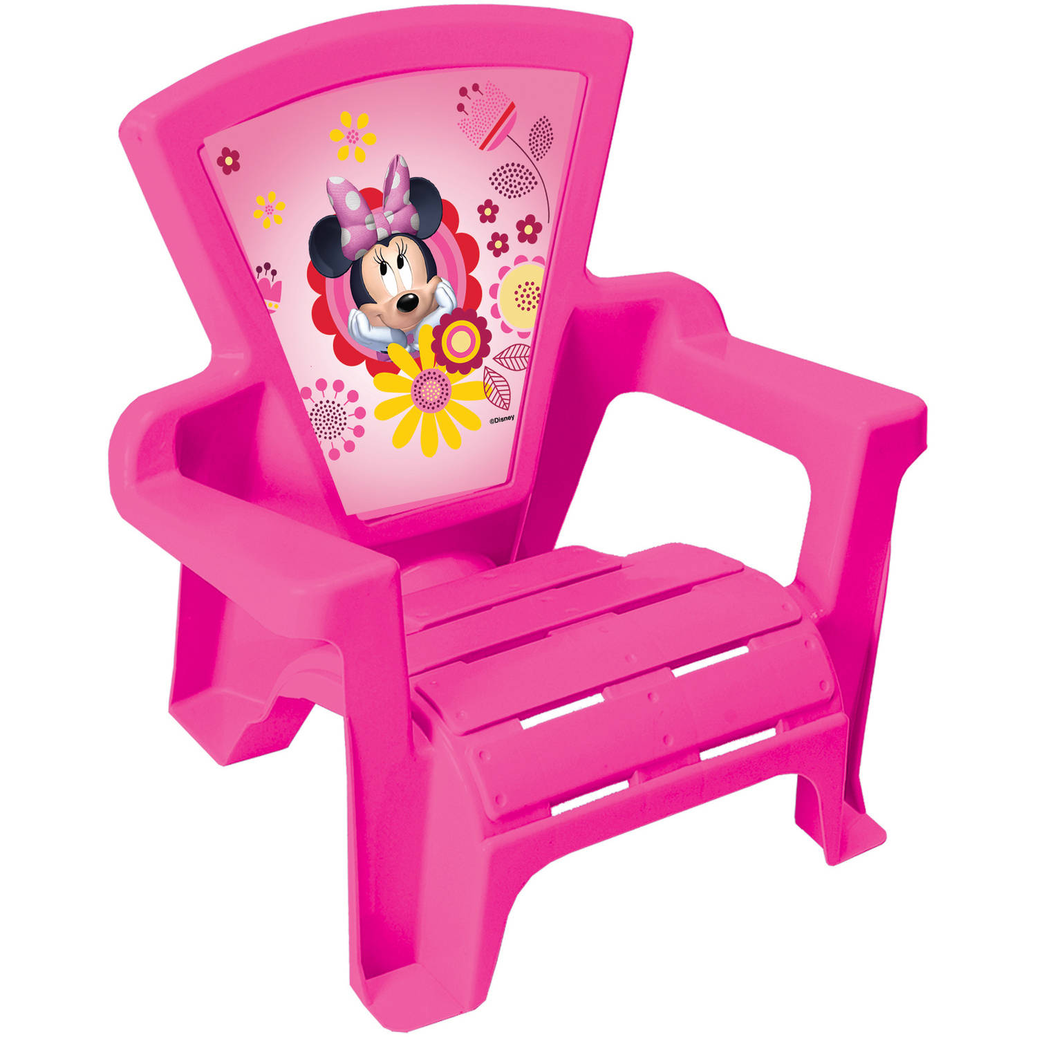 Kids ly Minnie D and D Adirondack Chair Walmart