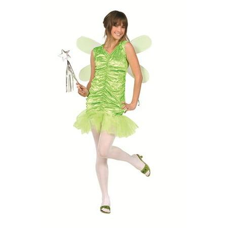 Fairy Costume Teen (Green Fairy Teen Costume)