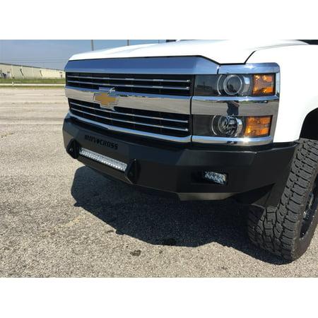 Iron Cross Automotive 40-315-07 HD Low Profile Bumper Fits 07-13 Sierra 1500
