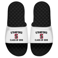 Stanford Cardinal ISlide Class of 2019 Slide Sandals - White