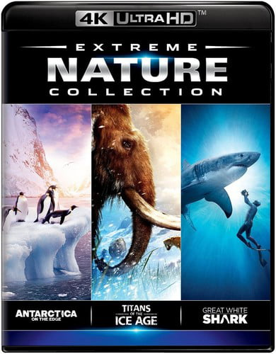 Extreme Nature Collection (4K Ultra HD) by Universal