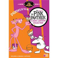 The Pink Panther Classic Cartoon Collection, Vol. 1: Pranks In The Pink (Full Frame)