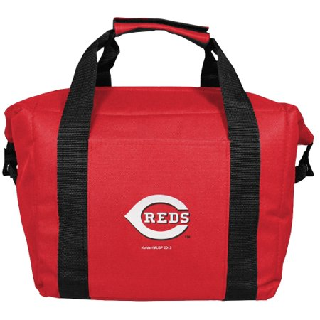 Cincinnati Reds Logo Kooler Bag - Red - No Size
