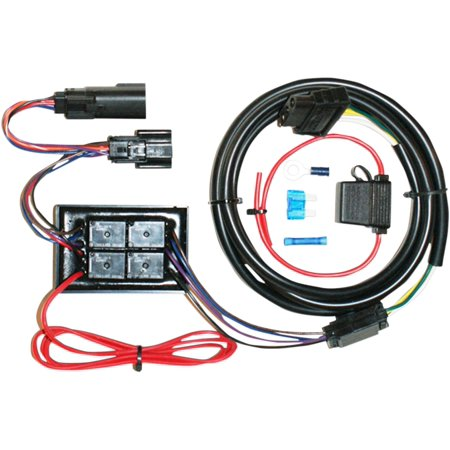 Khrome Werks 720752 Plug and Play Trailer Wiring Kits on