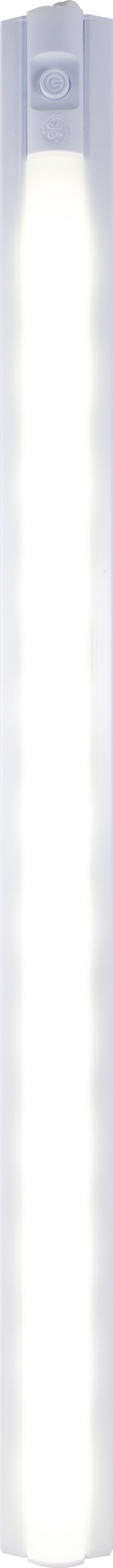 Plug In GE Basic 18 Inch Fluorescent Under Cabinet Light Fixture Warm White