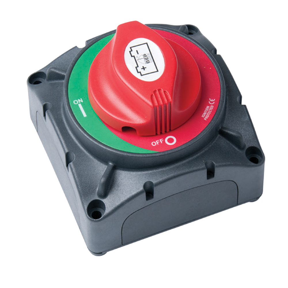 Marinco BEP Heavy-Duty Battery Switch, On/Off