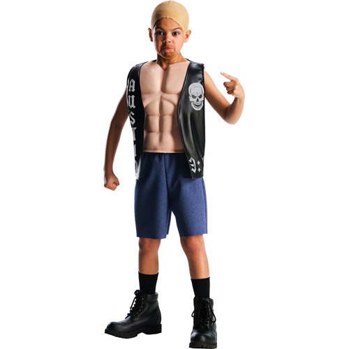 "WWE Deluxe ""Stone Cold"" Child Halloween Costume"