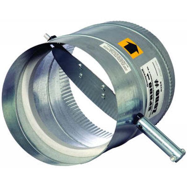 "Honeywell SPRD14 14"" Round Static Pressure Regulating Damper"