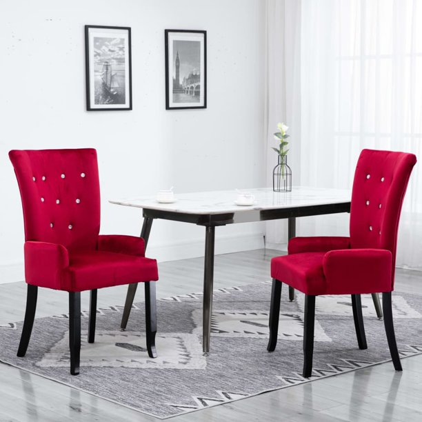 Dining Room Chairs Chair, Velvet Dining Room Chairs