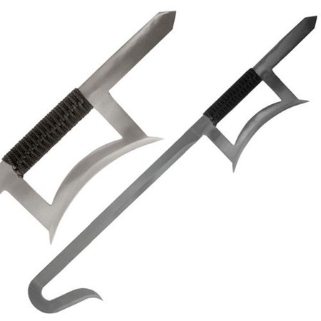 Chinese Hook Sword Set of 2pcs (Chinese Twin Hook Sword)
