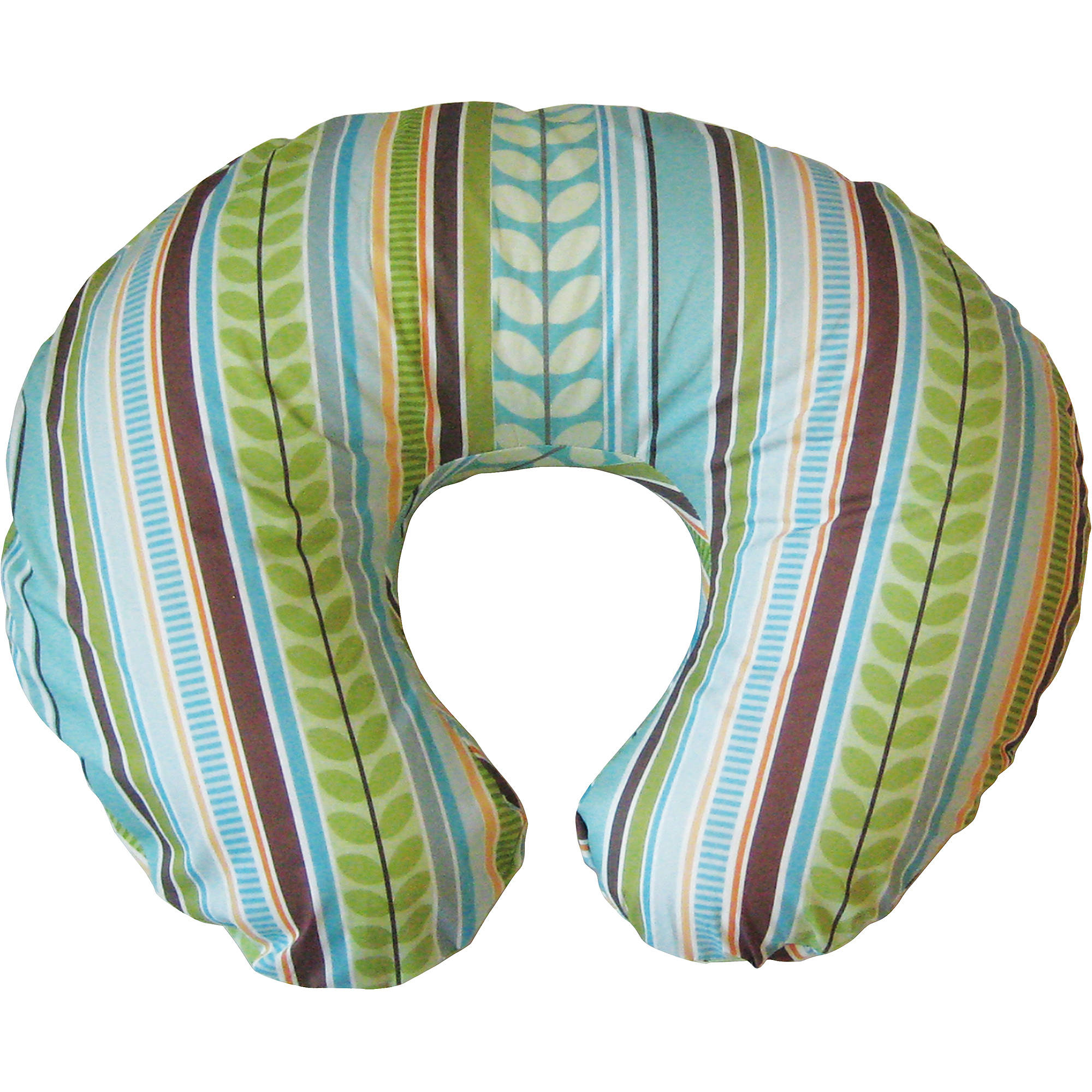 Original Boppy Nursing Pillow and Positioner, Park Hill Stripe