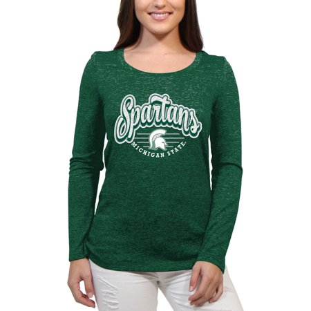 Michigan State Spartans Funky Script Women