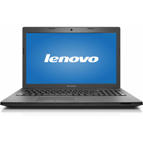 "Lenovo Black 15.6"" G500 Laptop PC with Intel Core i5-3230M Processor, 4GB Memory, 500GB Hard Drive and Windows 8"
