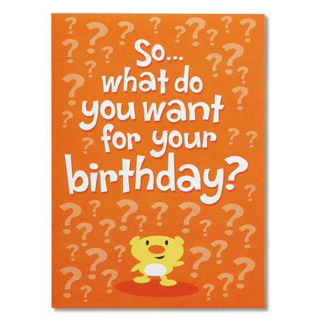 Funny Birthday Card Walmart