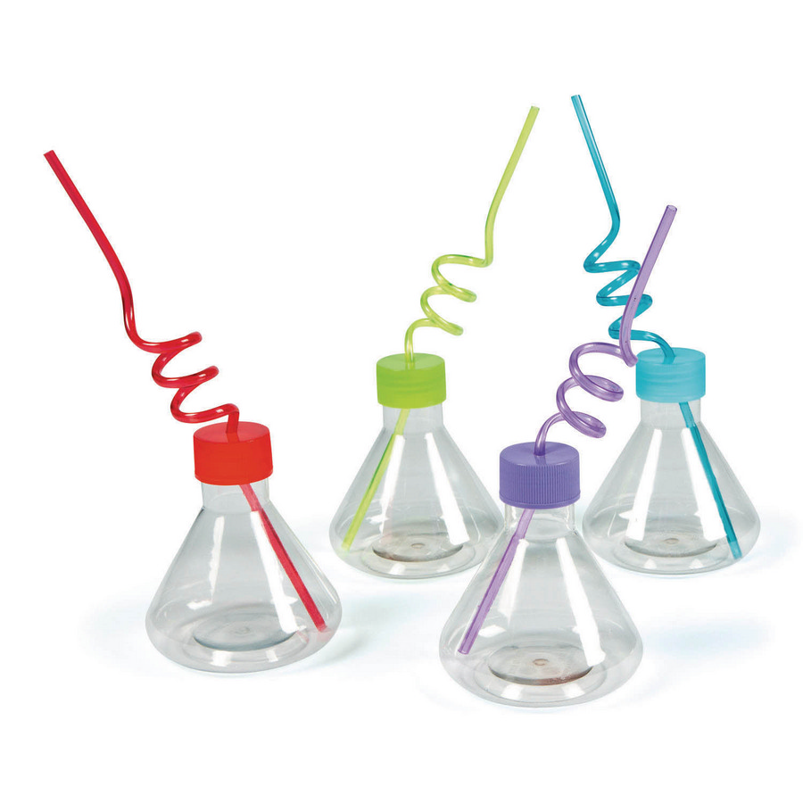 Science Party 8oz Molded Cups (8)