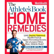 The Athlete's Book of Home Remedies - eBook