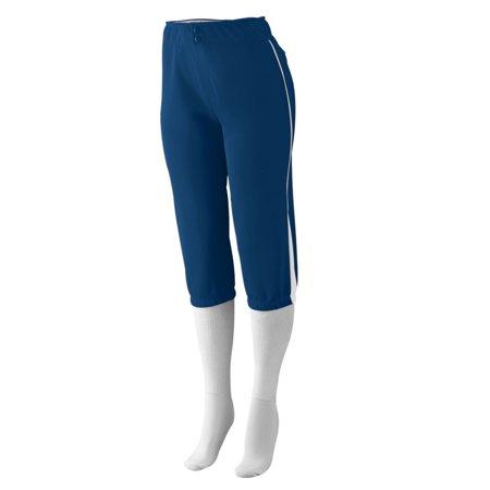 Sportswear Girls' Drive Low Rise Softball Pant L Navy/White