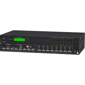KanexPro Ultra-Fast 8x8 HDMI Matrix Switcher with 4K/60Hz HDMX8818G