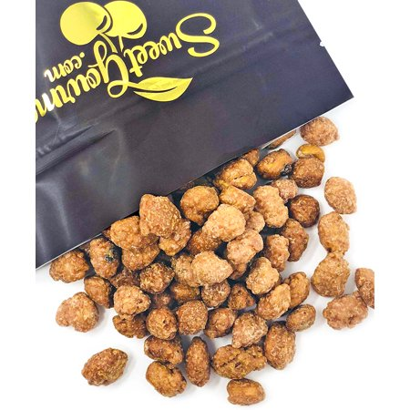 SweetGourmet Snacking Peanut Brittle - English Toffee flavor 2 pounds bag