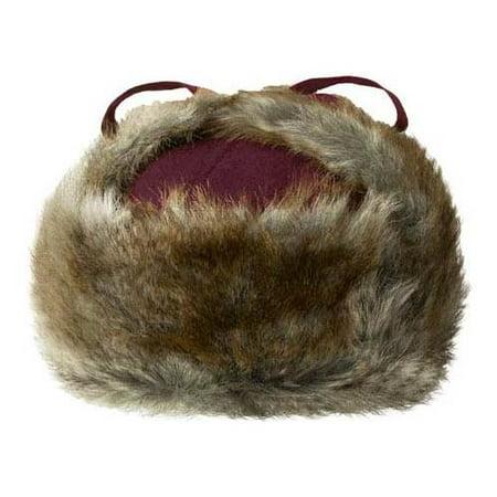 KANGOL - Men s Kangol Wool Ushanka Trapper Hat - Walmart.com 529250c4e13