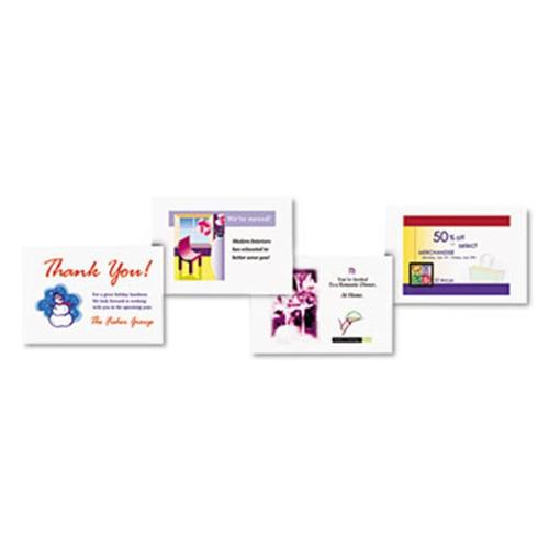 Avery 5689 Avery Postcards For Laser or Inkjet Printers  5 1/2 x 4 1/4  200 Per Box