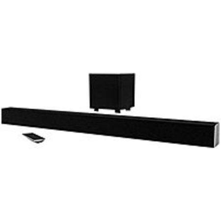 Refurbished Vizio SB3821-D6 Smart Cast 38-inch 2.1 Sound Bar System - Black