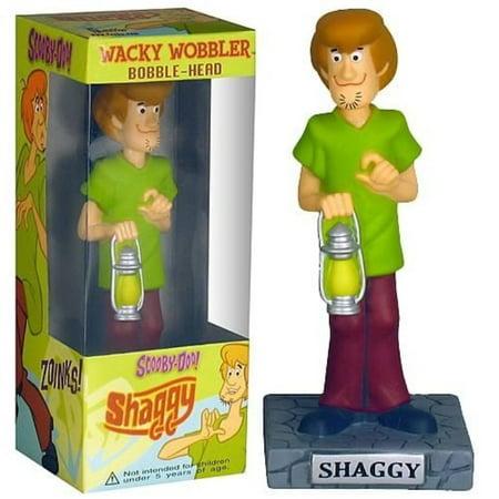 shaggy from scooby doo funko wacky wobbler nodder bobblehead (Scooby Doo Wacky Wobbler)
